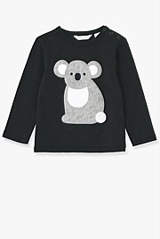 Koala Applique T-Shirt