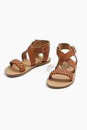 Plaited Sandal