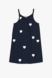 Heart Racer Nightie