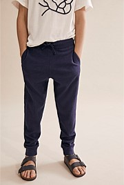 Textured Sweat Pant