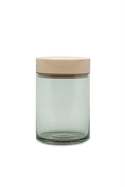 Arlo Medium Glass Canister