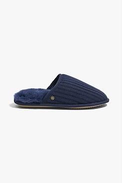 Ribbed Slipper