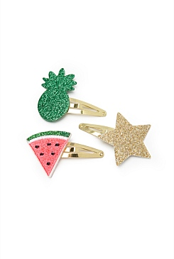 Fruit Clips Pack of 3