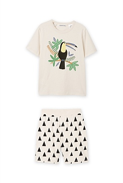 Toucan Triangle Pyjamas