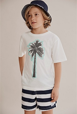 Palm Photo T-Shirt