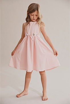 Bow Swing Dress