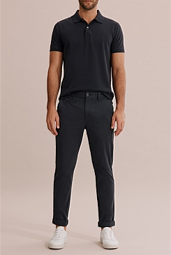 Tapered Stretch Chino