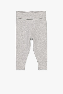 Fold Over Soft Pant