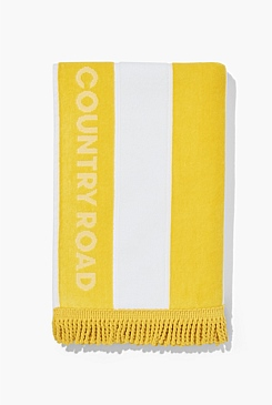Beau Small Beach Towel