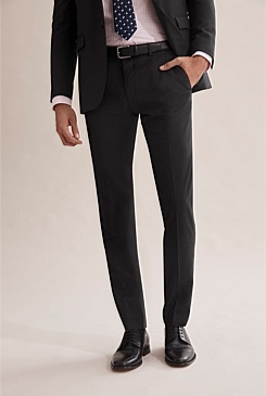 Slim Sharkskin Pant