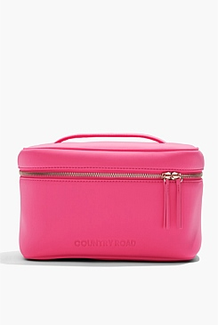 Neoprene Large Cosmetic Bag