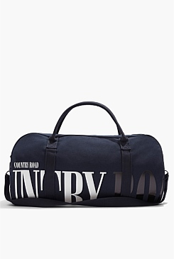 Cropped Logo Tote