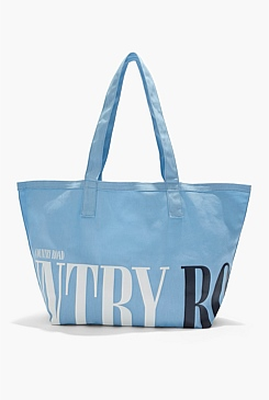 Cropped Logo Shopper