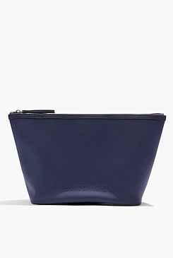 Frosted Large Tri Cosmetic Bag