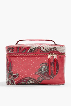 Paisley Large Cosmetic Bag