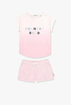 Country Road Ombre Pyjama Set
