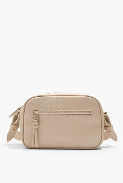 Strap Detail Crossbody Bag