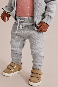 Quilted Sweat Pant