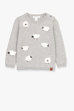 Counting Sheep Knit