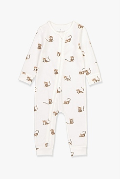Baby Cheetah Jumpsuit