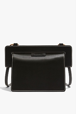 Framed Crossbody Bag