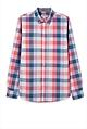 Regular Multi Gingham Shirt