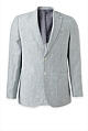 Regular Stripe Linen Blazer