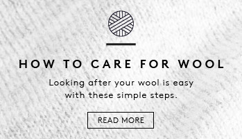 How To Care For Wool - Looking after your wool is easy with these simple steps - Read More