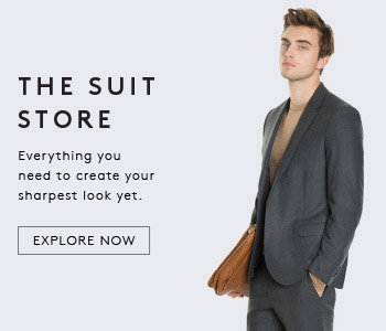 The Suit Store: Everything you need to create your sharpest look yet. - Explore Now