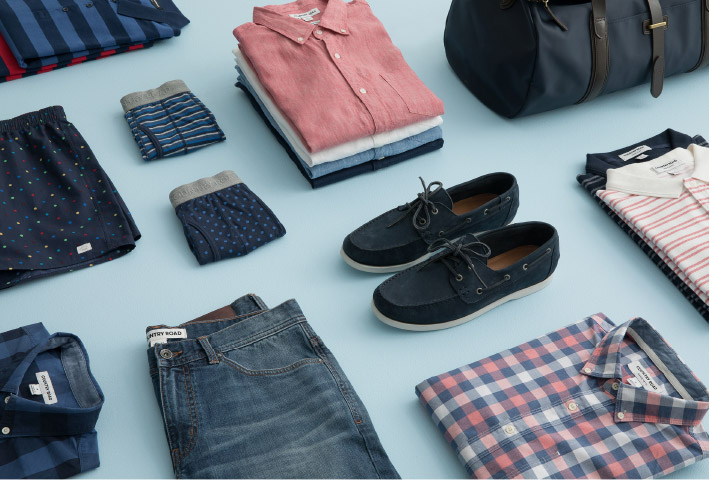 For the zero-fuss man: shirts, shirts and more shirts. - Shop The Gift Edit