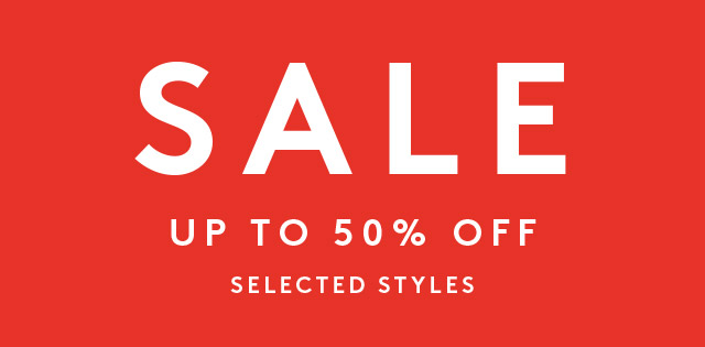 End of Season - Up to 50% Off