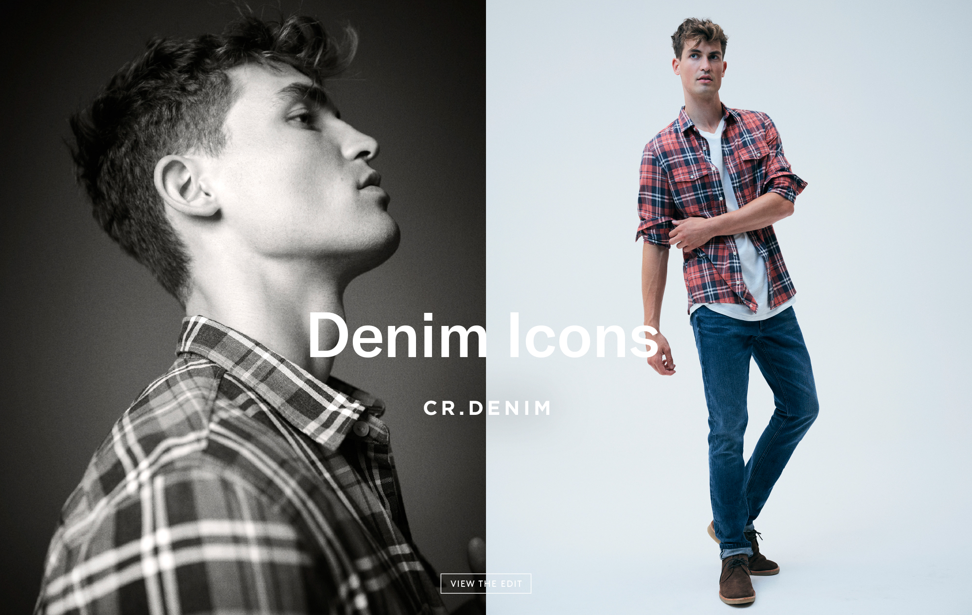 Denim Icons - CR.Denim - View The Edit
