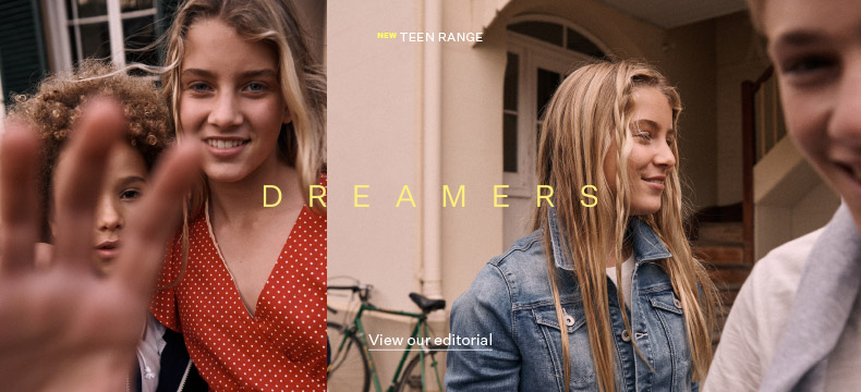 Dreamers - View our Editorial