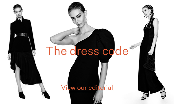 The dress code - View our Editorial