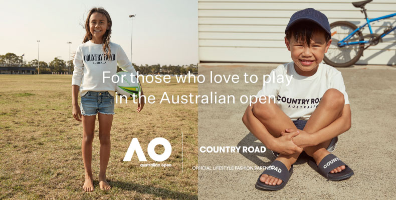 For those who love to play in the Australian open.
