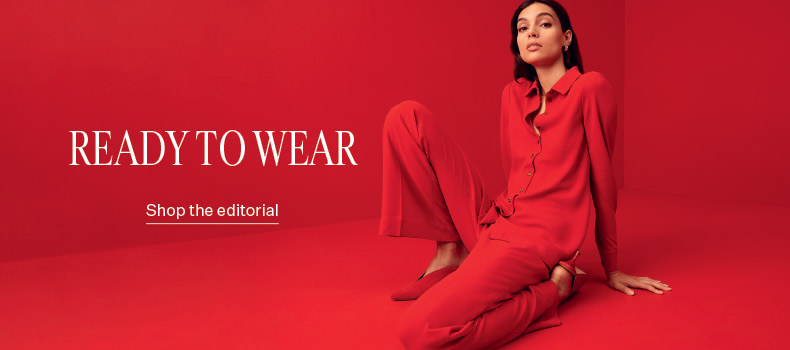 Ready To Wear - View our Editorial