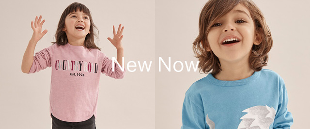 New Now - The First Look: Child