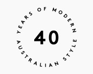 Our Heritage - 40 Years of Modern Australian Style