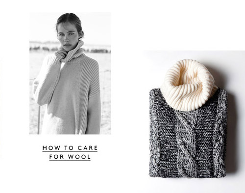 How to Care for Wool