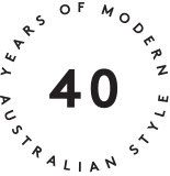 40 Years of Modern Australia Style