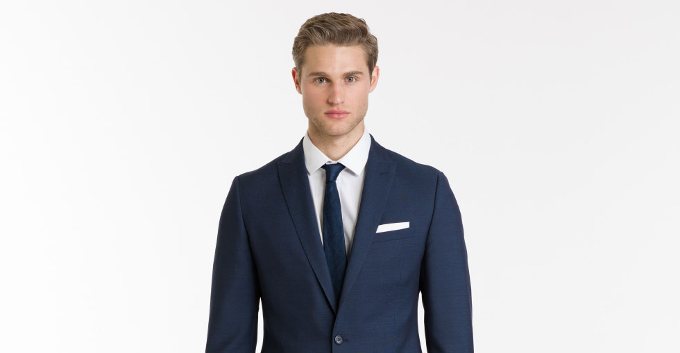Men's Suits - Learn More