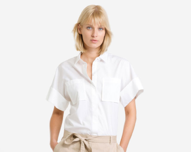 How To Wear - The White Shirt - Shop Now