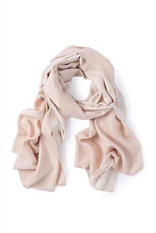 Double Faced Scarf