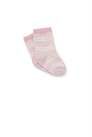 Double Stripe Socks