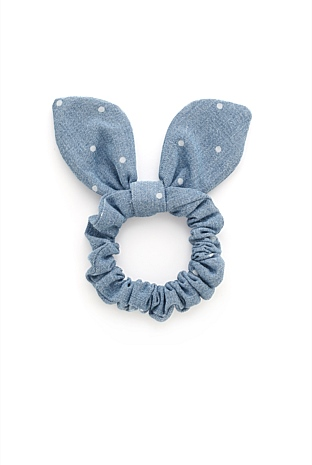 Large Bow Hair Tie
