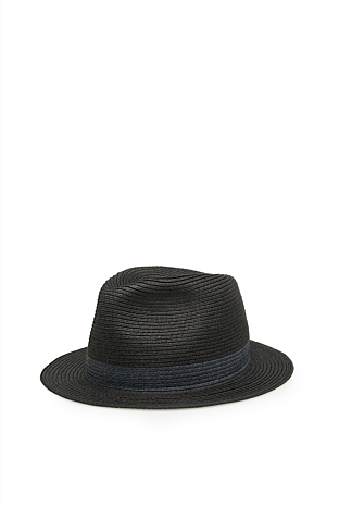 Woven Trilby