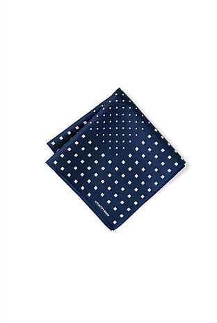 Square Dot Pocket Square