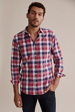 Regular Vintage Check Shirt