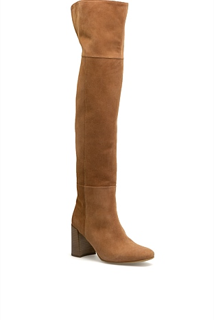 Savannah Over The Knee Boot