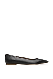Carrie Soft Leather Flat